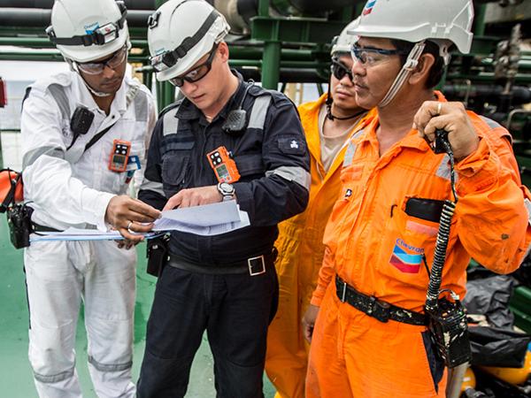 Chevron Shipping Operations and Fleet — Chevron com
