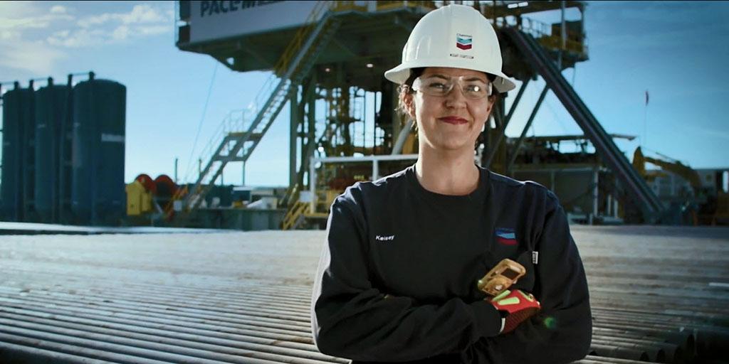 I am ... a Drill Site Manager — Chevron.com