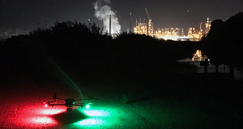 Deploying Drones For Emergency Response Chevron