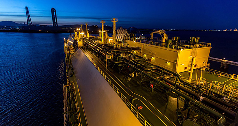 Gorgon delivers first LNG cargo