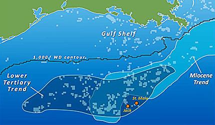 Chevron Texaco Credit Card >> Successful Test Well In Gulf Of Mexico — Chevron.com